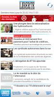 Screenshot of Liberté