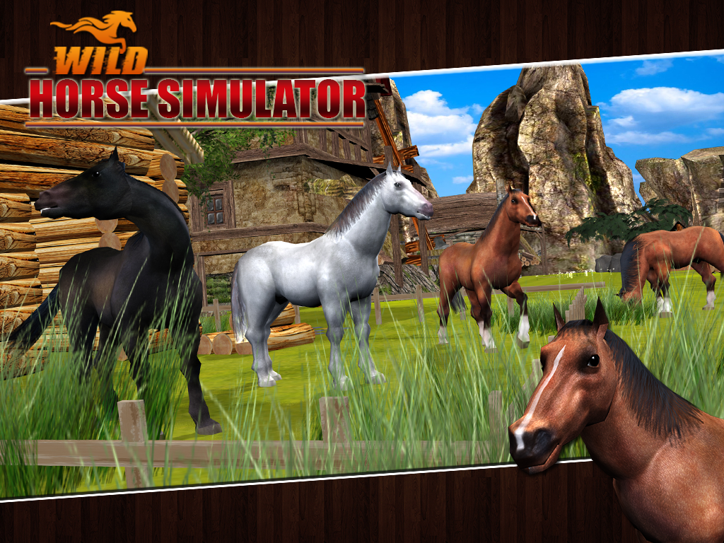 horse racing simulation games