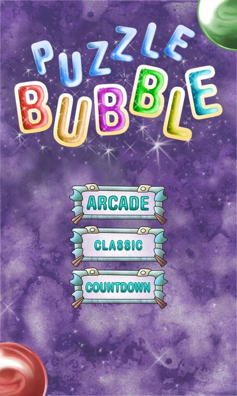 Bubble Shooter Violet - screenshot