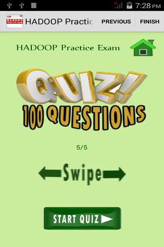 Hadoop的實踐考試