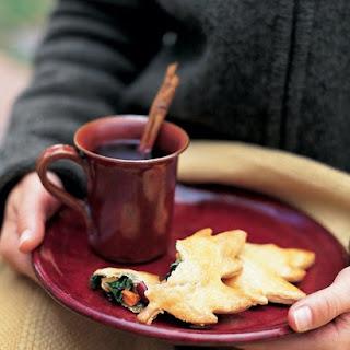 Savory Autumn Leaf Pies Recipe