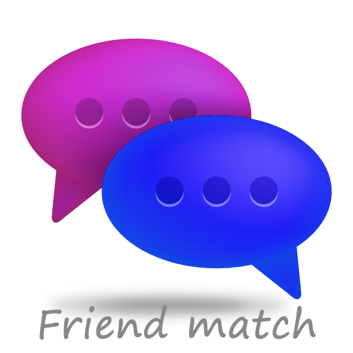 FriendMatch(ご近所さんいるかな?) LOGO-APP點子