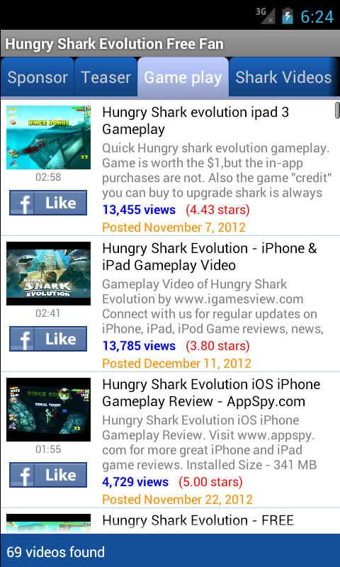 Hungry Shark Evolution Free Fa - screenshot