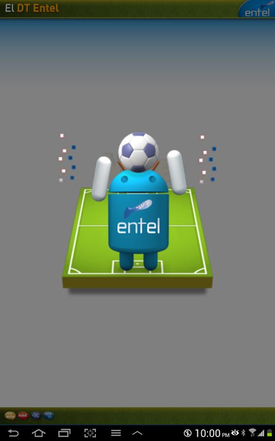 El DT Entel- screenshot