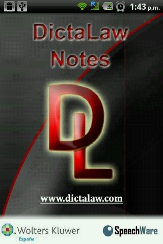 DictaLaw Notes