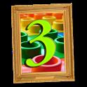 Big brick examples - Age 3 icon