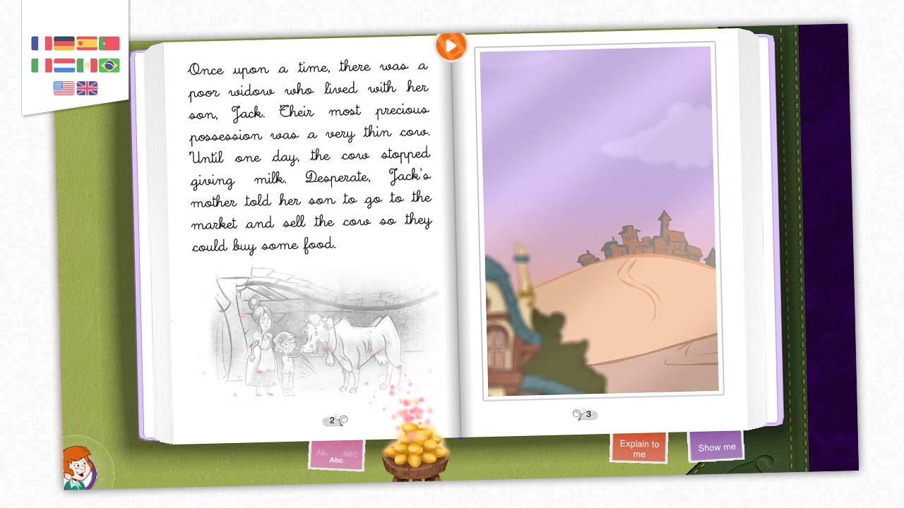 Jack and the Beanstalk - screenshot