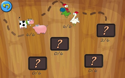 Fun Farm Puzzle Games for Kids- screenshot thumbnail