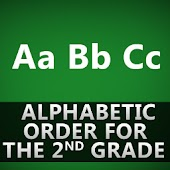 Learning Alphabetic Order