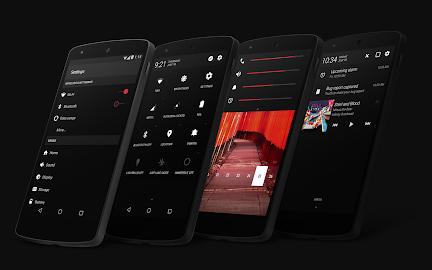 Veu - PA/CM11 Theme Screenshot 12