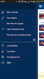 Mi Banco Mobile- screenshot thumbnail