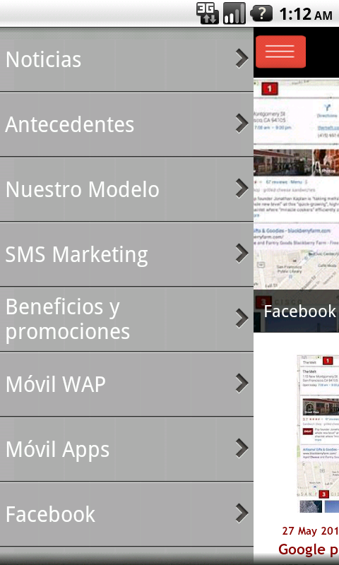 C-Movil - screenshot