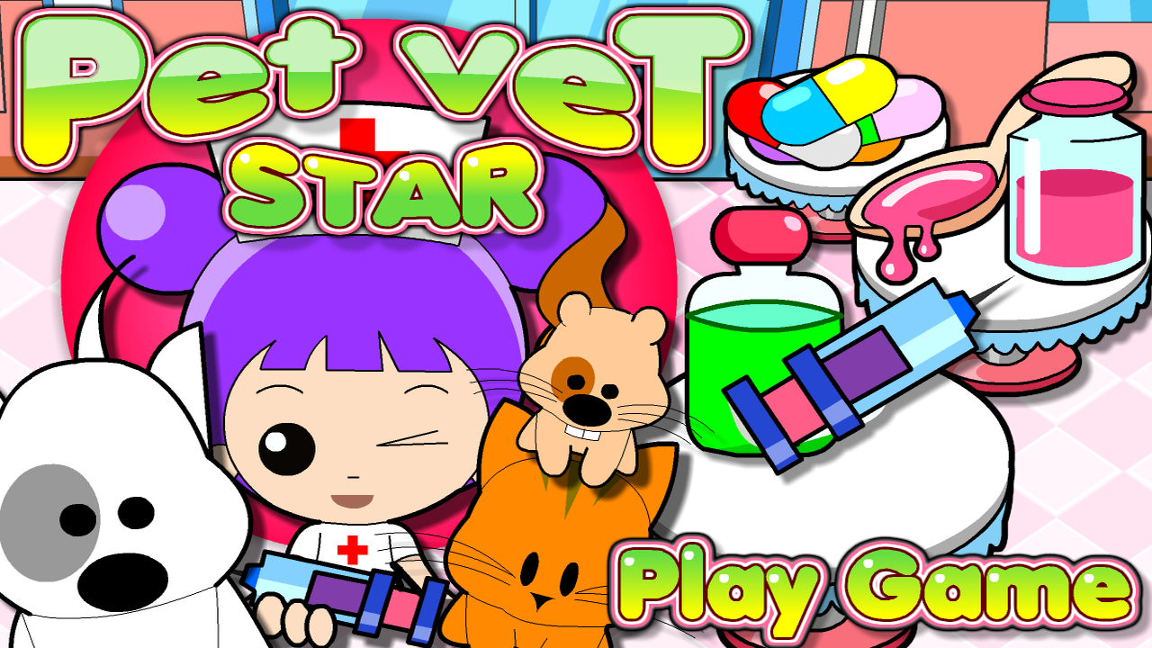 Pet Vet Star - screenshot