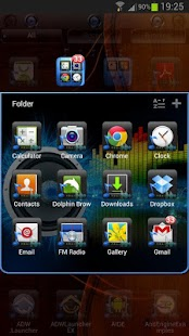 Music GO Launcher EX Theme - screenshot thumbnail