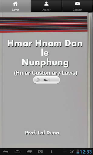 Hmar Hnam Dan