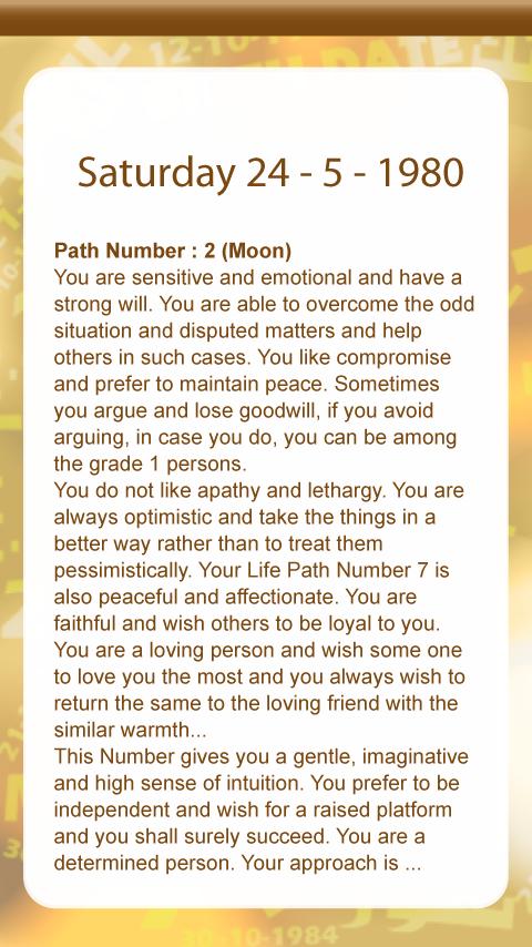 Life path destiny number 35-8 photo 3