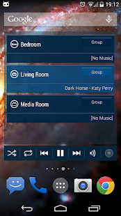 Sonos Widget- screenshot thumbnail
