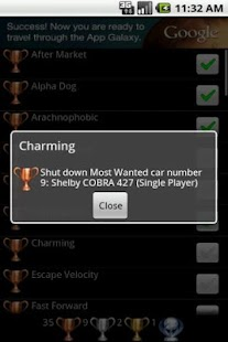 Trophies 4 NFS Most Wanted - screenshot thumbnail