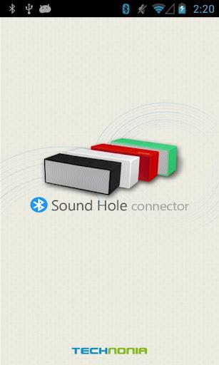 Soundhole 链接器