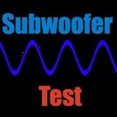 Subwoofer test