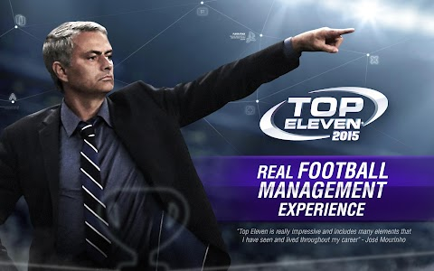 Top Eleven Be a Soccer Manager v2.18