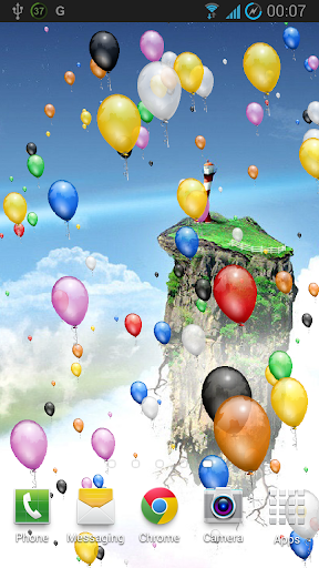 Balloons Live Wallpaper Full
