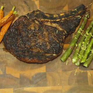 Chili Coffee Steak Rub