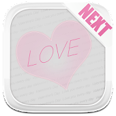 Lover Next Launcher 3D Theme