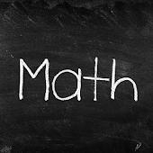 Chalk & Math