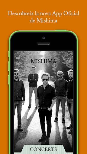 Mishima APP Oficial
