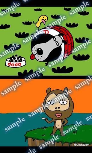 【免費漫畫App】Daily Cartoon014 LWP & Clock-APP點子