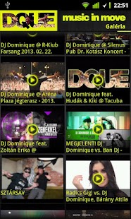 DJ Dominique - screenshot thumbnail