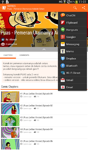 NGOMIK - Baca Komik Indonesia 1.2.5 screenshots 20