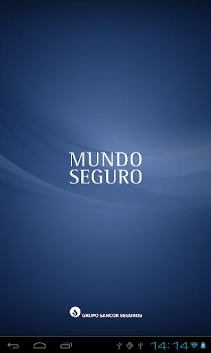 Revista Mundo Seguro Tablet