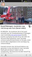 Screenshot of Omroep Gelderland