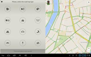 Screenshot of Second Pilot - speedcam guide