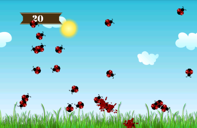 Ladybird - screenshot