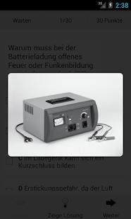 KFZ-Prüfungstrainer Teil 1- screenshot thumbnail