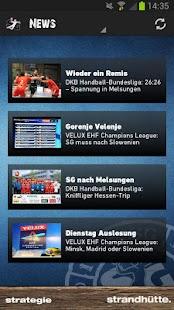 SG Flensburg-Handewitt - screenshot thumbnail