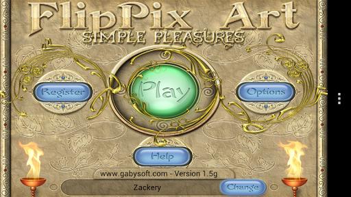 FlipPix Art - Simple Pleasures