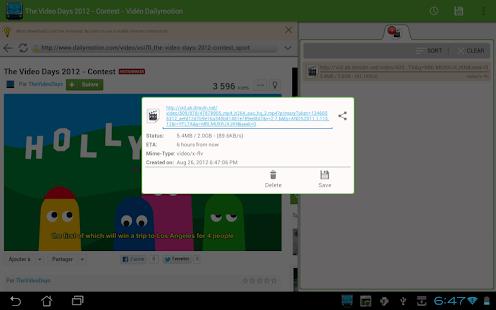 ☆AVD Download Video Downloader v3.1.6 APK » FileChoco™