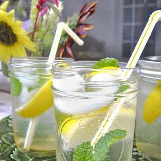 Lemon Balm Drink Recipes.