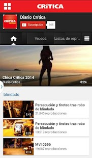 Crítica Panamá - screenshot thumbnail