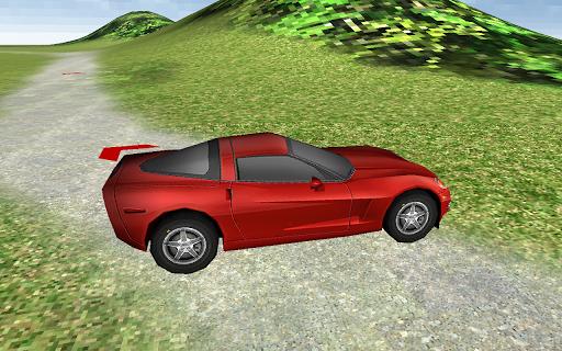 解謎必備APP下載|Red Dream Car-Real Steering 好玩app不花錢|綠色工廠好玩App