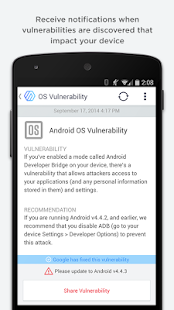 Mobile Security | NowSecure - screenshot thumbnail