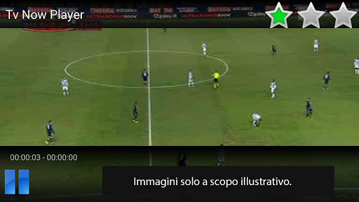 TvNowPlayer TV ITALIANE