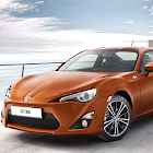 TOYOTA GT 86 Live Wallpaper icon