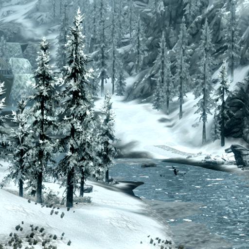 Winter Forest Livewallpaper