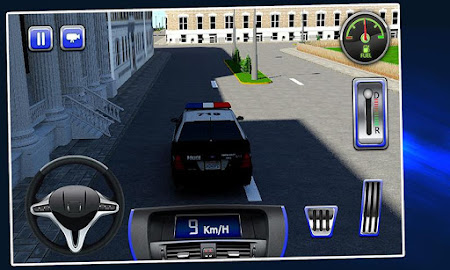 Police Car Simulator 3D 1.0.8 screenshot 170293