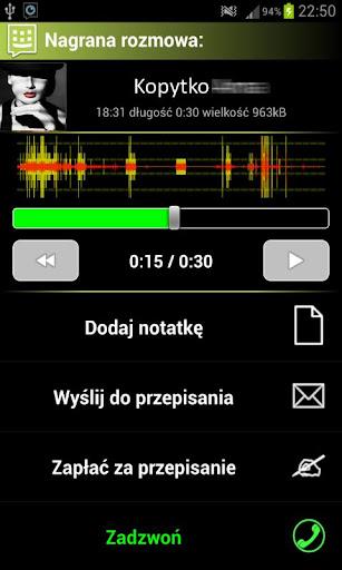 Nagrywanie Rozmów z Dyktafonem